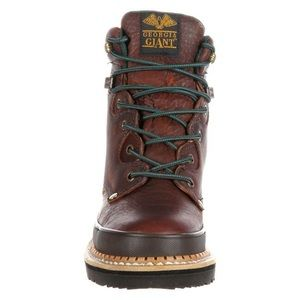 """Georgia Giant 6"""" women's boots size 8"""